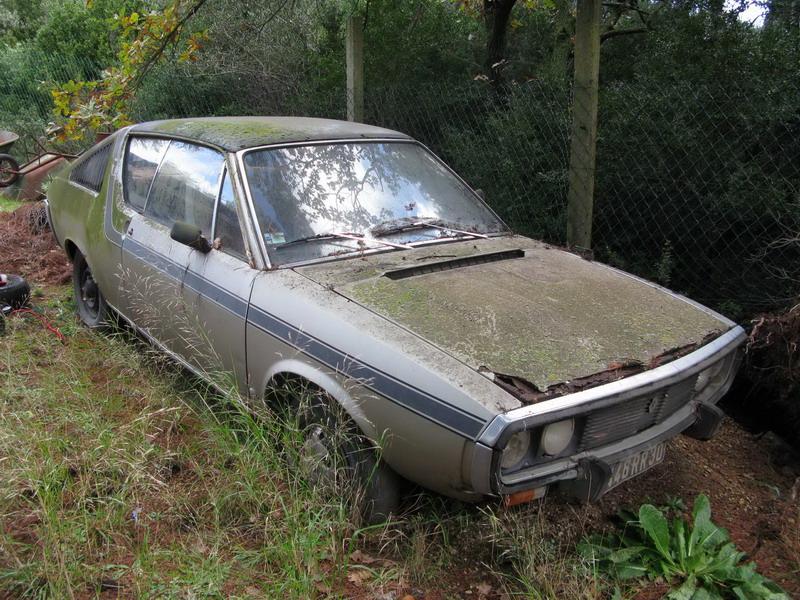Vend R17 Type 1322, de Novembre 1975, décapotable. Auto_110