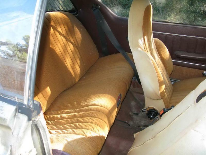 Vend R17 Type 1322, de Novembre 1975, décapotable. Intari12