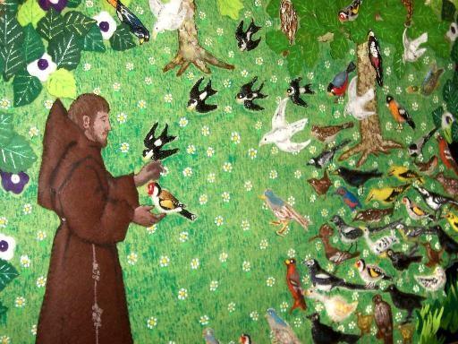 4 octobre Saint François d'Assise - cantique de frère soleil 8f341d10