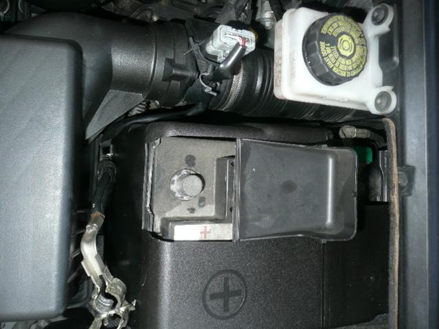 [ Peugeot 307 HDI 110 an 2002 ] fonctionnement aléatoire du klaxon (tuto) P1040811