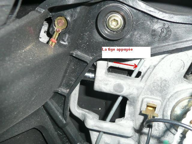 [ Peugeot 307 HDI 110 an 2002 ] fonctionnement aléatoire du klaxon (tuto) P1040816