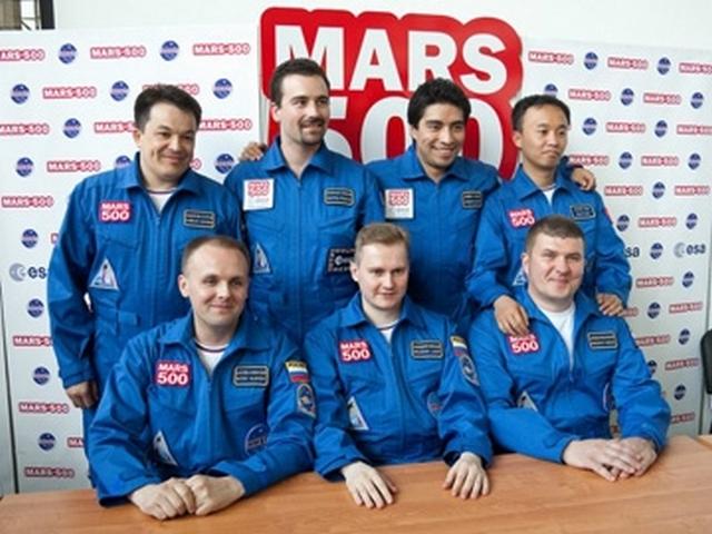 Mars 500, l'aventure... Mars5010