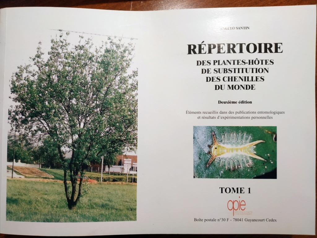 Répertoire des plantes-hôtes de substitution des chenilles du monde  Rpscm-12