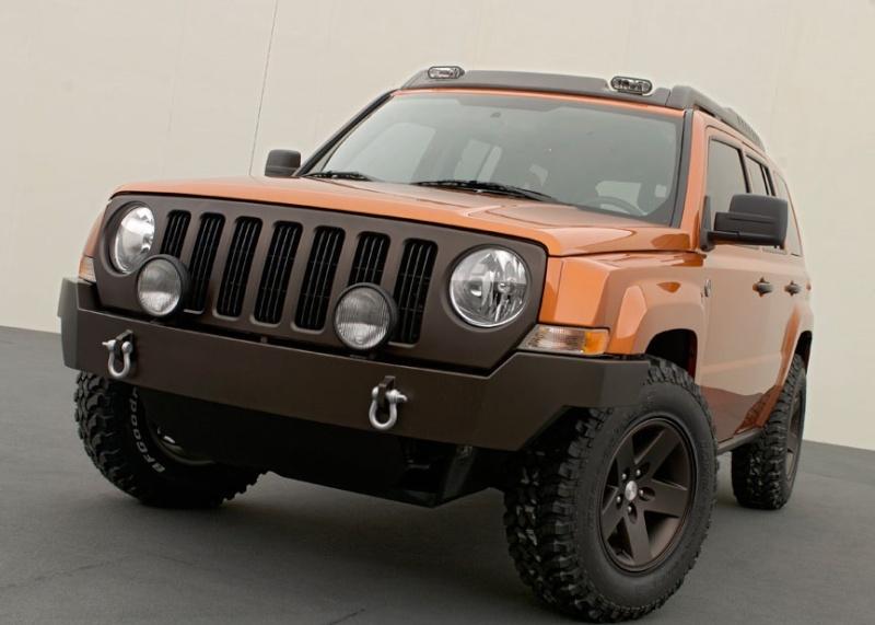 La gamme Jeep : les Compass/Patriot Patrio12