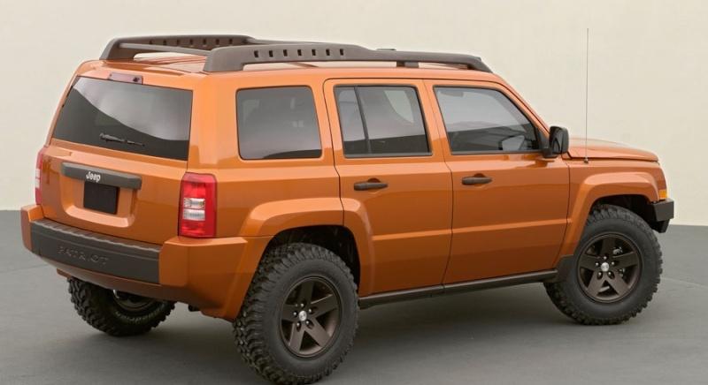 La gamme Jeep : les Compass/Patriot Patrio13