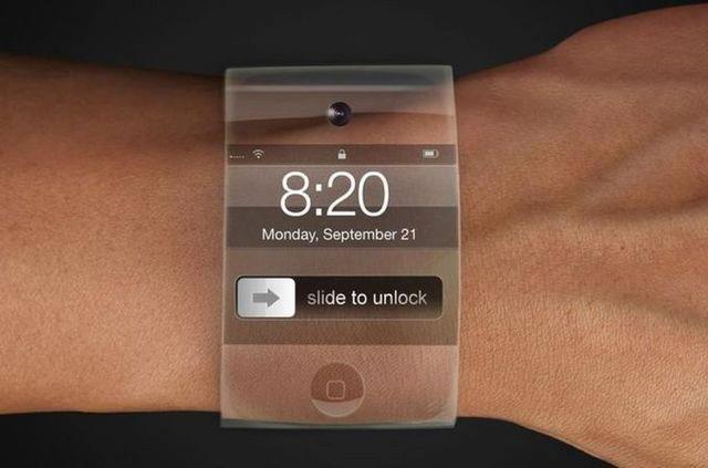 Si Apple sortait une montre high-tech... - Page 2 I-watc10