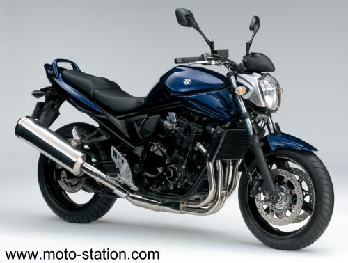 Bandit 600 et 650 Suzuki11