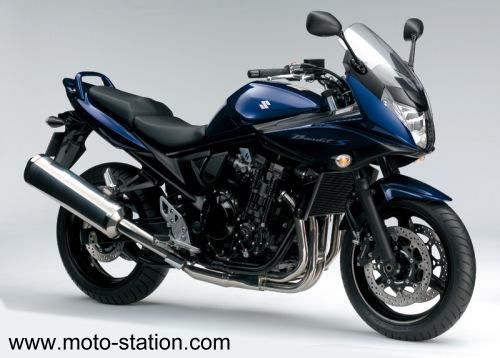 Bandit 600 et 650 Suzuki13