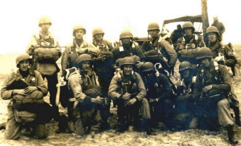 17th Airborne Division, 513th PIR '' D '' Co.HQ Platoon Hq_co_10