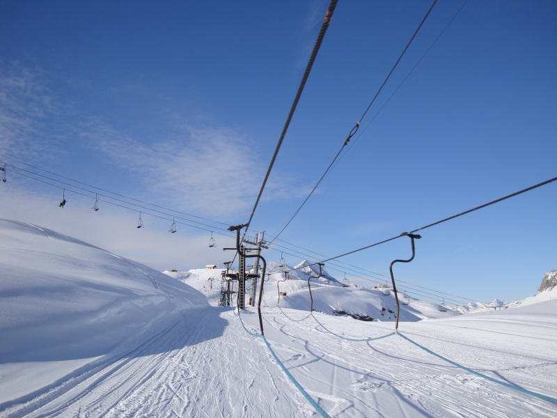 [Val d'Isère]Photos des remontées mécaniques actuelles Dsc00035