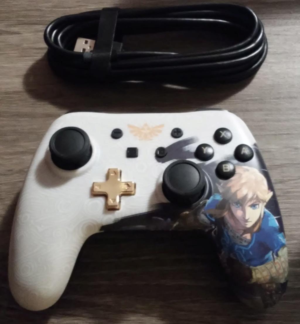 manettes filaires Zelda Z111