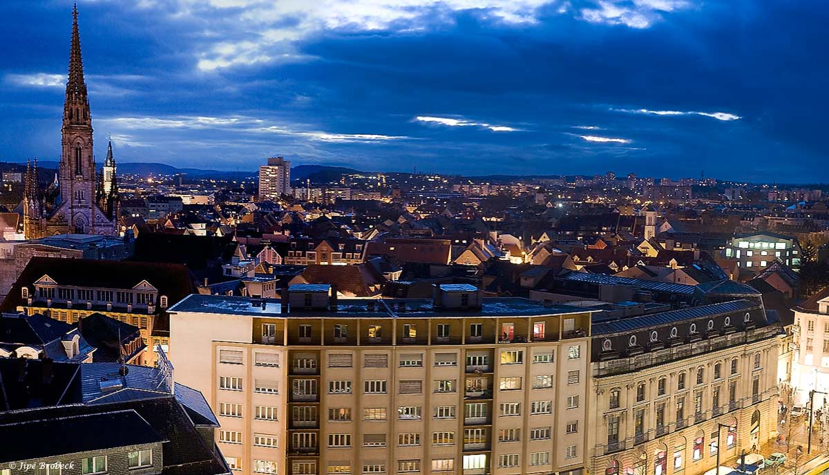 Panorama du soir... Bonsoir ! Pano112