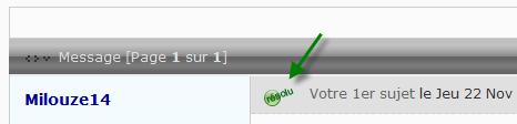 [PHPBB2] Afficher l'icône du sujet dans le message 0114