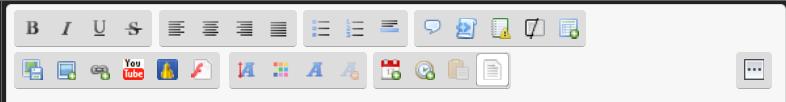"""Déplacement des boutons sur la page d'envoi d""""un message 113"""