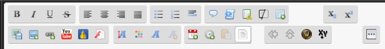 """Déplacement des boutons sur la page d'envoi d""""un message 211"""
