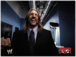 Triple H, Stephanie McMahon Triple10