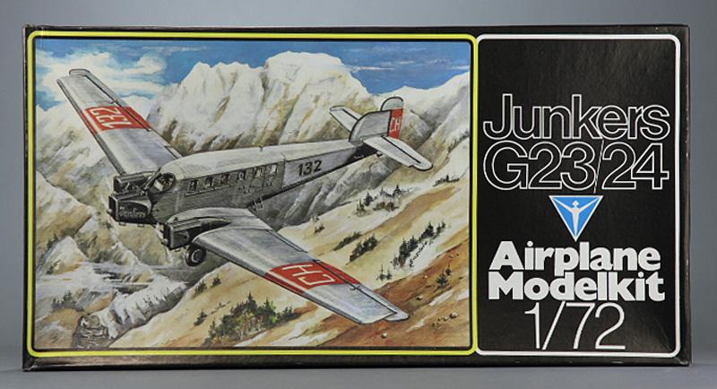 Junkers G.23/G.24  (1:72 - VEB Plasticart) Img_1643