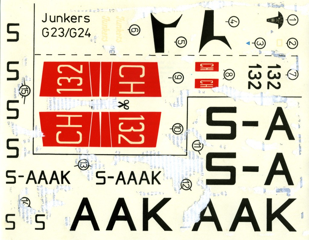 Junkers G.23/G.24  (1:72 - VEB Plasticart) Planch10