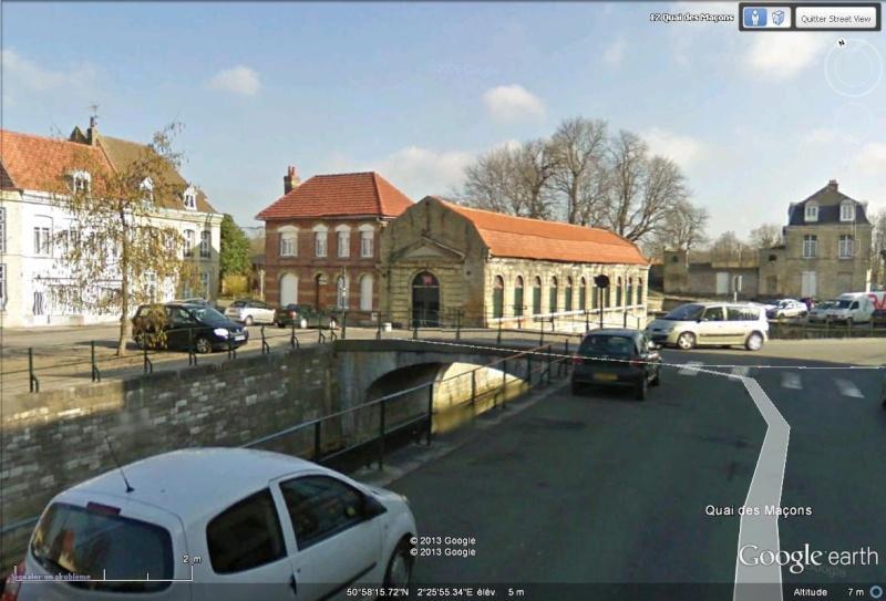 Danny Boon et Kad ont uriné ici (Bergues, France) Sans_118