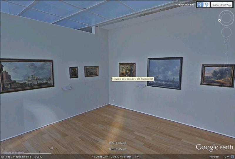 STREET VIEW : les musées en visite virtuelle - Page 5 Sans_202