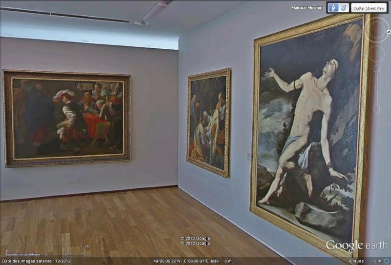 STREET VIEW : les musées en visite virtuelle - Page 5 Sans_205