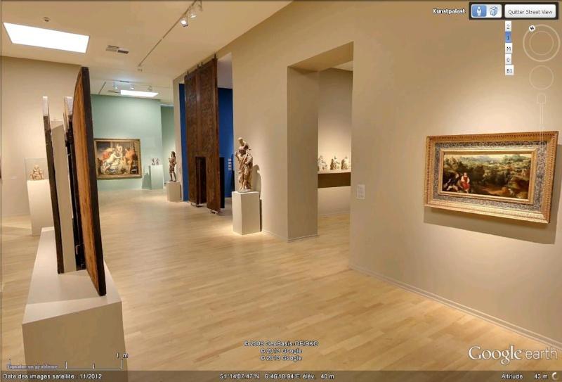 STREET VIEW : les musées en visite virtuelle - Page 5 Sans_222