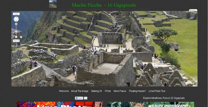 Gigapixels - Machu Picchu - Ça (encore) c'est du pixel !! Sans_244