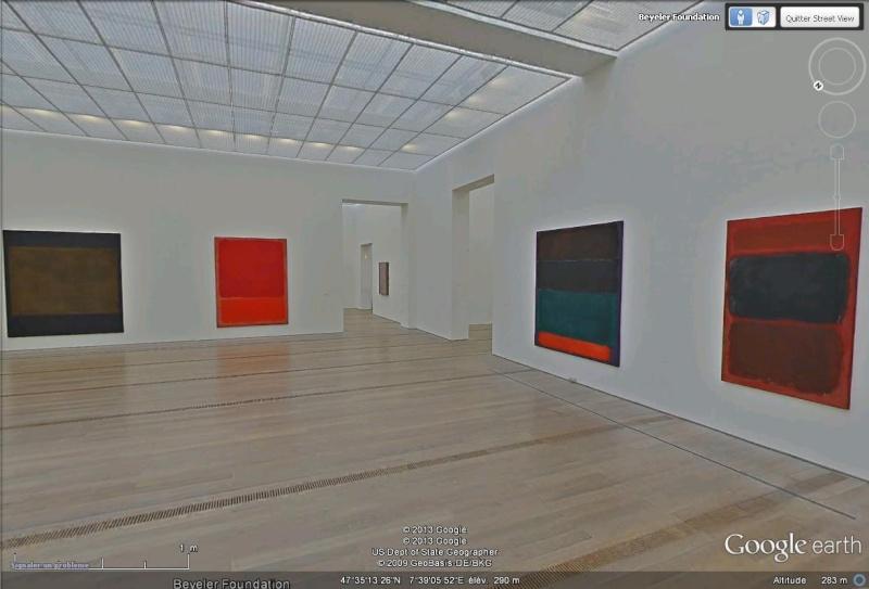 STREET VIEW : les musées en visite virtuelle - Page 5 Sans_255