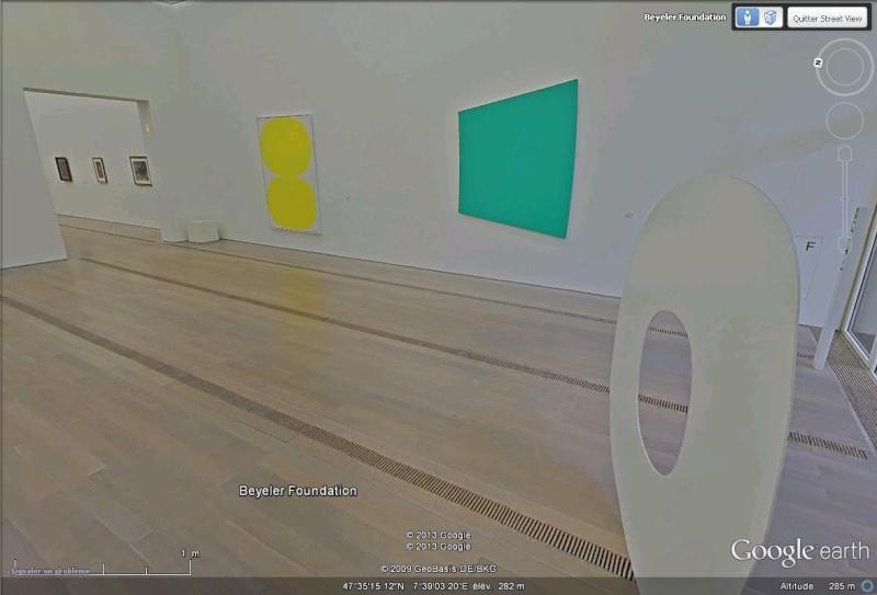 STREET VIEW : les musées en visite virtuelle - Page 5 Sans_257