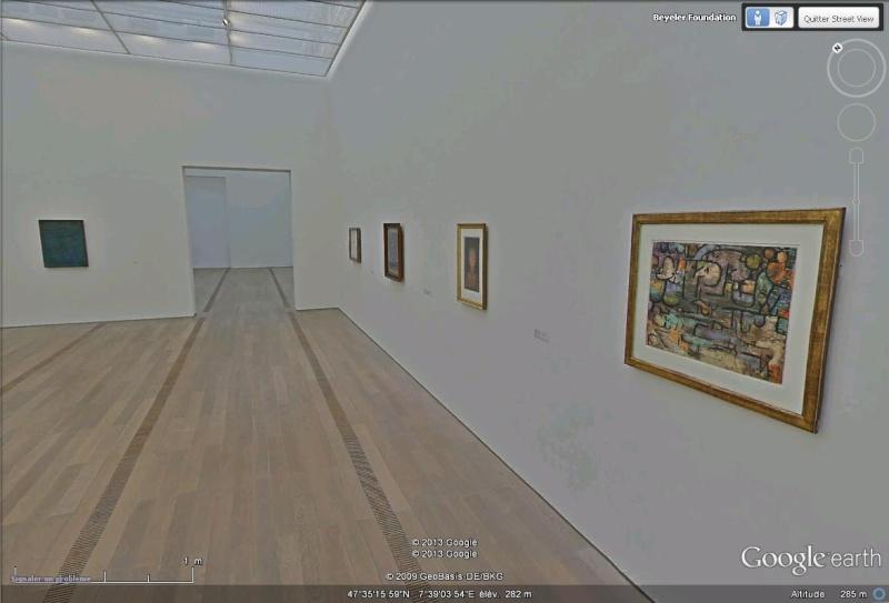 STREET VIEW : les musées en visite virtuelle - Page 5 Sans_258
