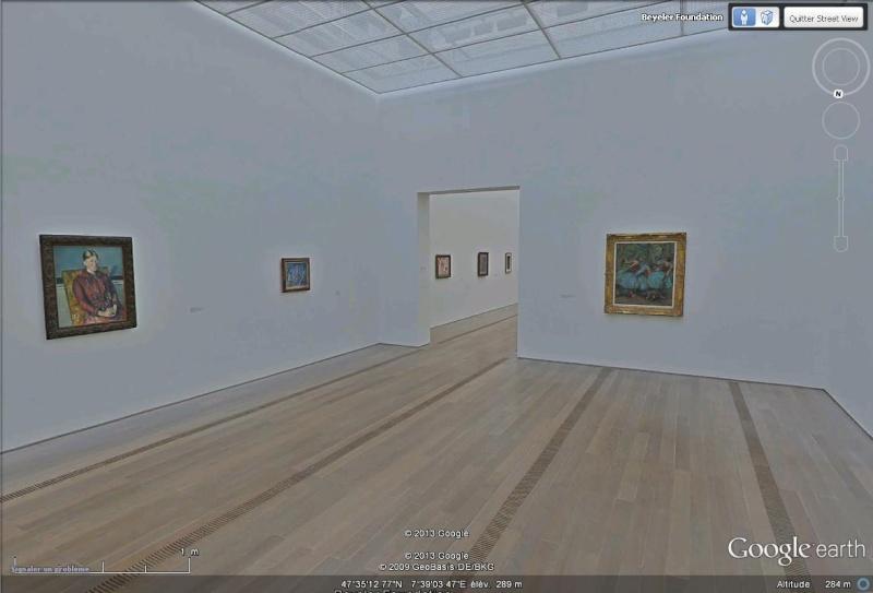 STREET VIEW : les musées en visite virtuelle - Page 5 Sans_261