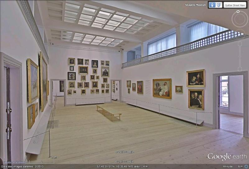 STREET VIEW : les musées en visite virtuelle - Page 5 Sans_305
