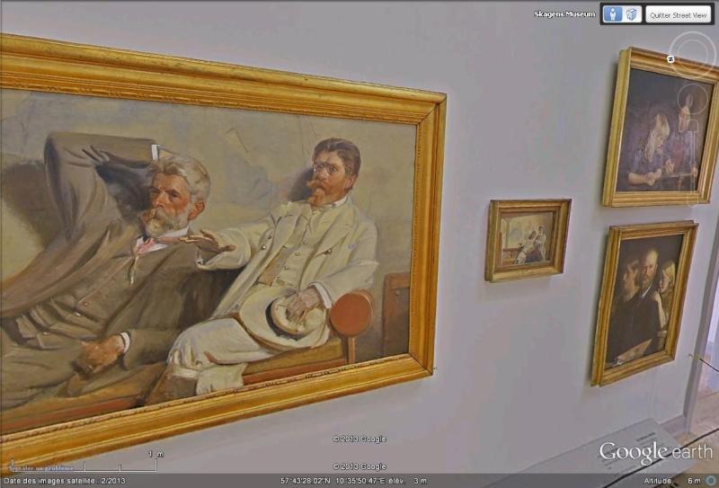 STREET VIEW : les musées en visite virtuelle - Page 5 Sans_306