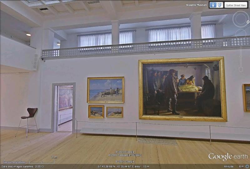 STREET VIEW : les musées en visite virtuelle - Page 5 Sans_307