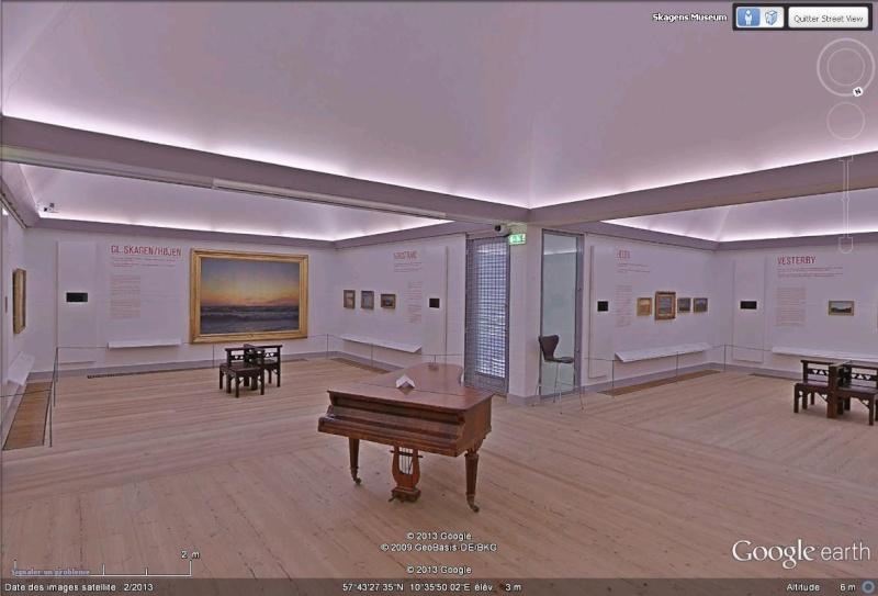 STREET VIEW : les musées en visite virtuelle - Page 5 Sans_308