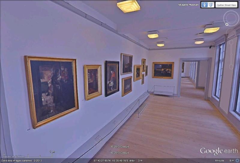 STREET VIEW : les musées en visite virtuelle - Page 5 Sans_310