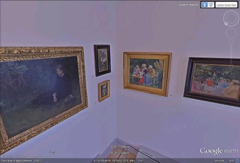 STREET VIEW : les musées en visite virtuelle - Page 5 Sans_312