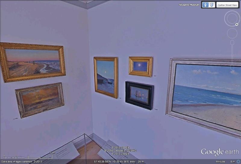 STREET VIEW : les musées en visite virtuelle - Page 5 Sans_313
