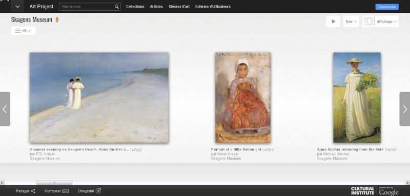 STREET VIEW : les musées en visite virtuelle - Page 5 Sans_314