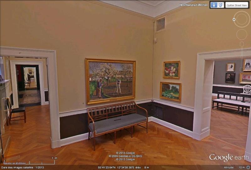 STREET VIEW : les musées en visite virtuelle - Page 5 Sans_323