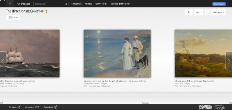 STREET VIEW : les musées en visite virtuelle - Page 5 Sans_336