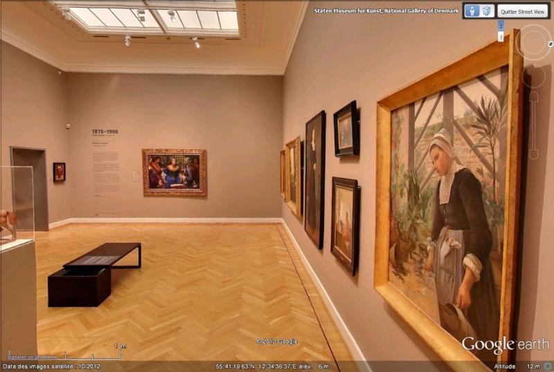 STREET VIEW : les musées en visite virtuelle - Page 6 Sans_351