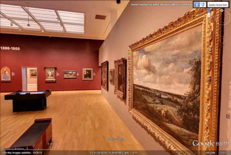 STREET VIEW : les musées en visite virtuelle - Page 6 Sans_353