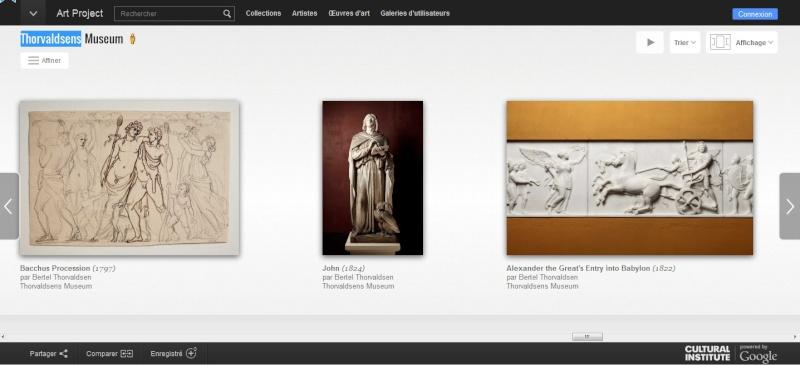 STREET VIEW : les musées en visite virtuelle - Page 6 Sans_393