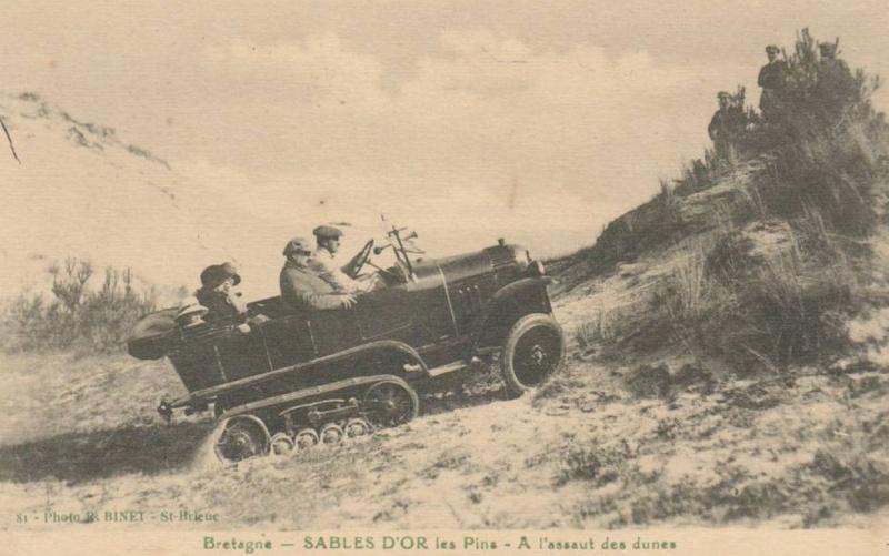auto-chenilles Citroe20