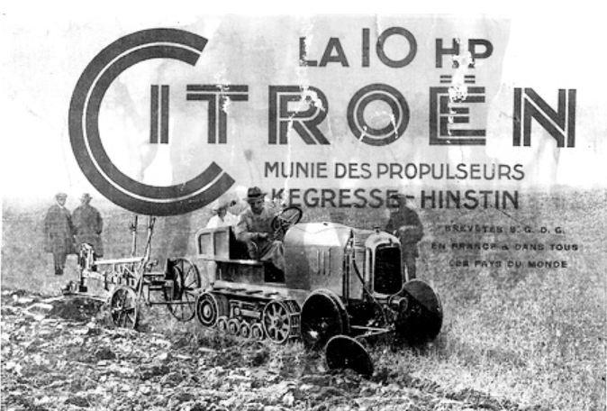 auto-chenilles Citroe26