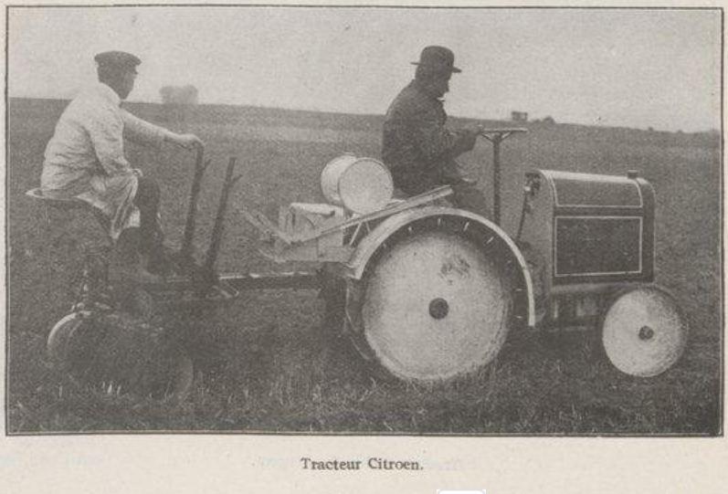 100 ans de CITROEN Citroe74