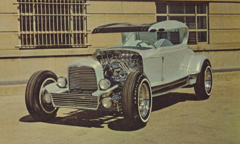 custom cars in the street ( 1950's & 1960's) - Page 2 Alexan11