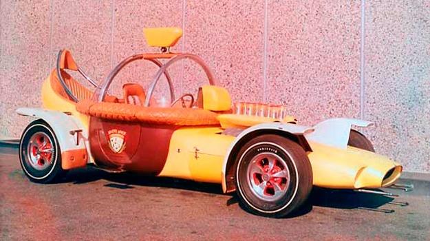 car tv & movie by BARRIS KUSTOM Alvins10