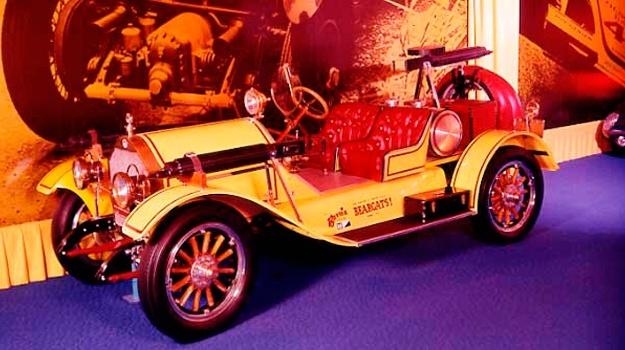 car tv & movie by BARRIS KUSTOM Bearca10